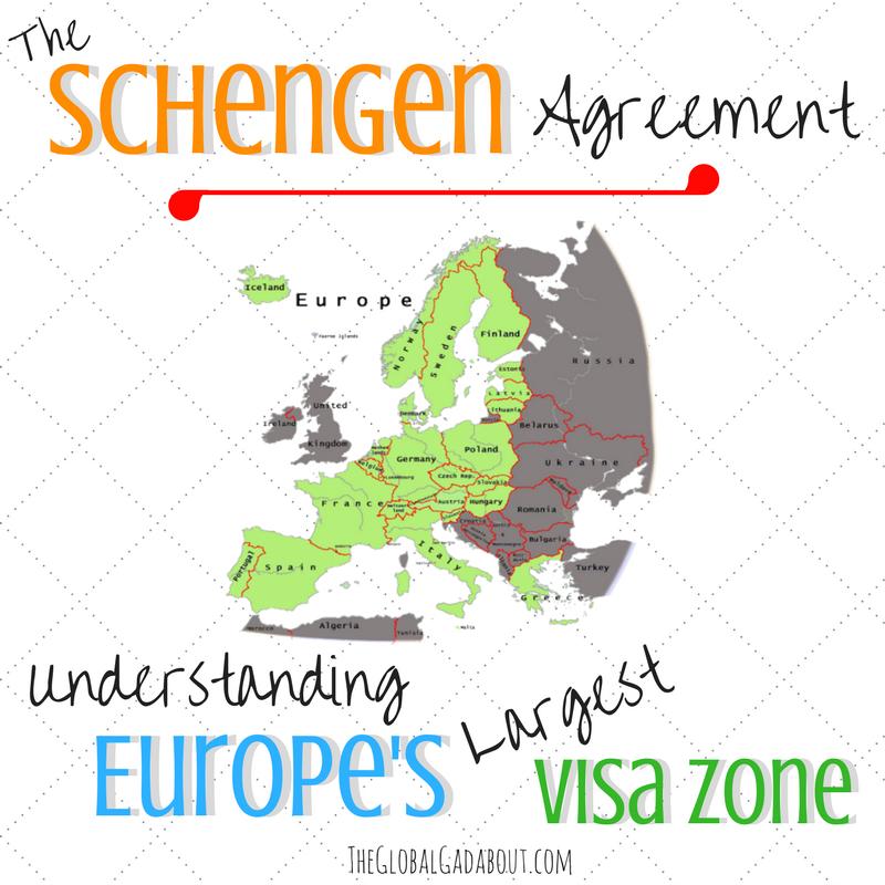 The Schengen Agreement Understanding Europes Largest Visa Zone