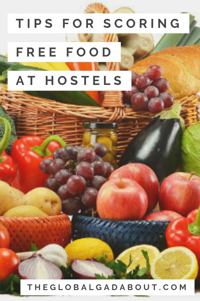 I once ate very well and completely free out of a free food bin at a hostel for an entire week! They are yet another way hostels are great for budget travelers! Check out this post on TheGlobalGadabout.com to learn more about free food bins :-) #freefood #budgettravel #travel #cheaptravel #hostel #theglobalgadabout