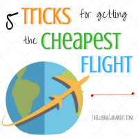 5 Tricks for Getting the Cheapest Flight