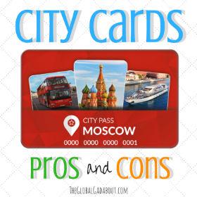 City Cards: Pros & Cons