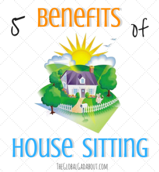 5 Benefits of House Sitting