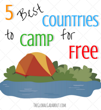 5 Best Countries to Camp for Free