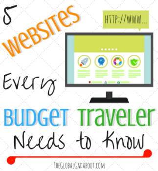 5 Websites Every Budget Traveler Needs to Know