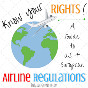 Know Your Rights! A Guide to US & European Airline Regulations