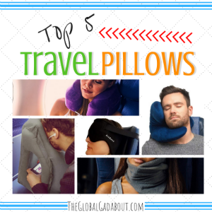 Top 5 Travel Pillows