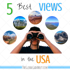 5 Best Views in the USA