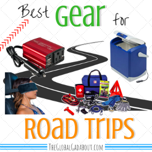 Best Gear for Road Trips