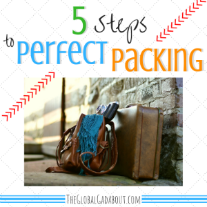 5 Steps to Perfect Packing