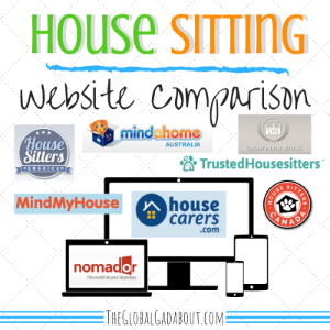 House Sitting Website Comparison
