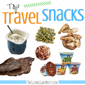 Top Travel Snacks