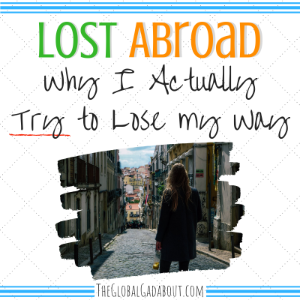 Getting Lost Abroad