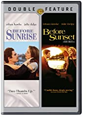 Before Sunrise & Before Sunset double feature DVD