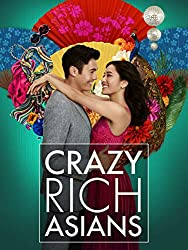 Crazy Rich Asians DVD