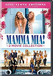 Mamma Mia! 2-Movie Collection DVD