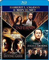 Robert Langdon 3-Movie Set BluRay