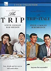 The Trip & The Trip to Italy 2-Film Collection DVD